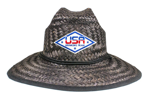 The USA Drinking Team Baywatch Lifeguard Hat