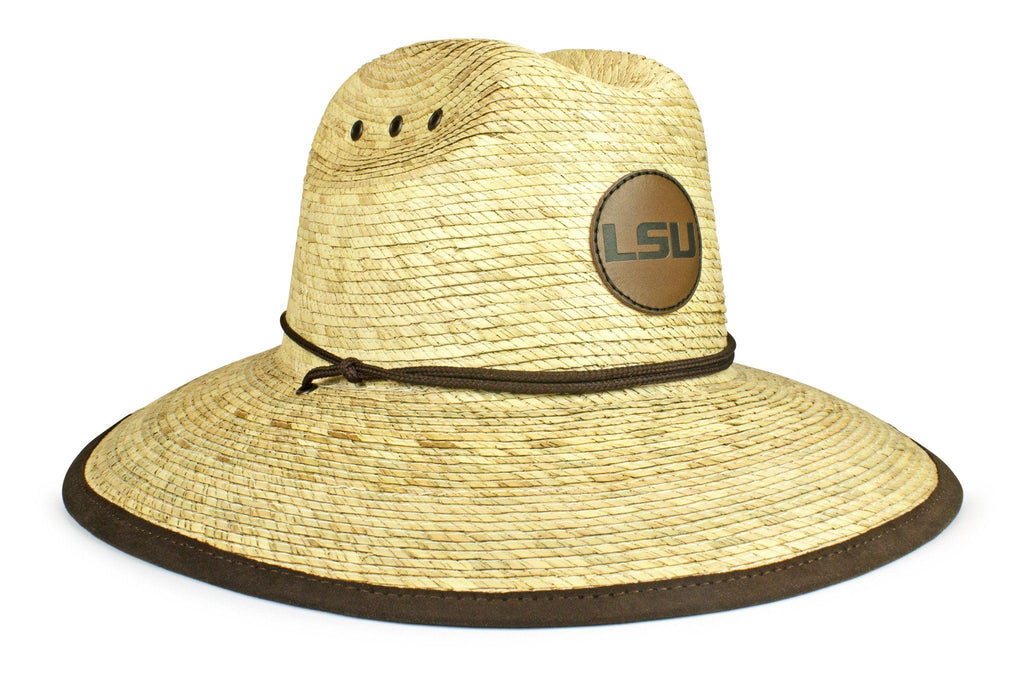 The LSU Tigers Crushable Palm Sun Hat