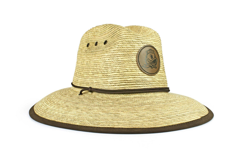 The Oregon Ducks Crushable Palm Sun Hat