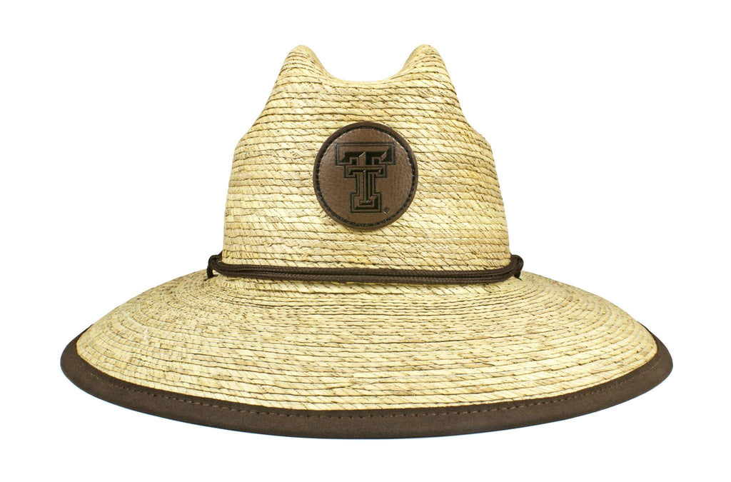 The Texas Tech Red Raiders Crushable Palm Sun Hat