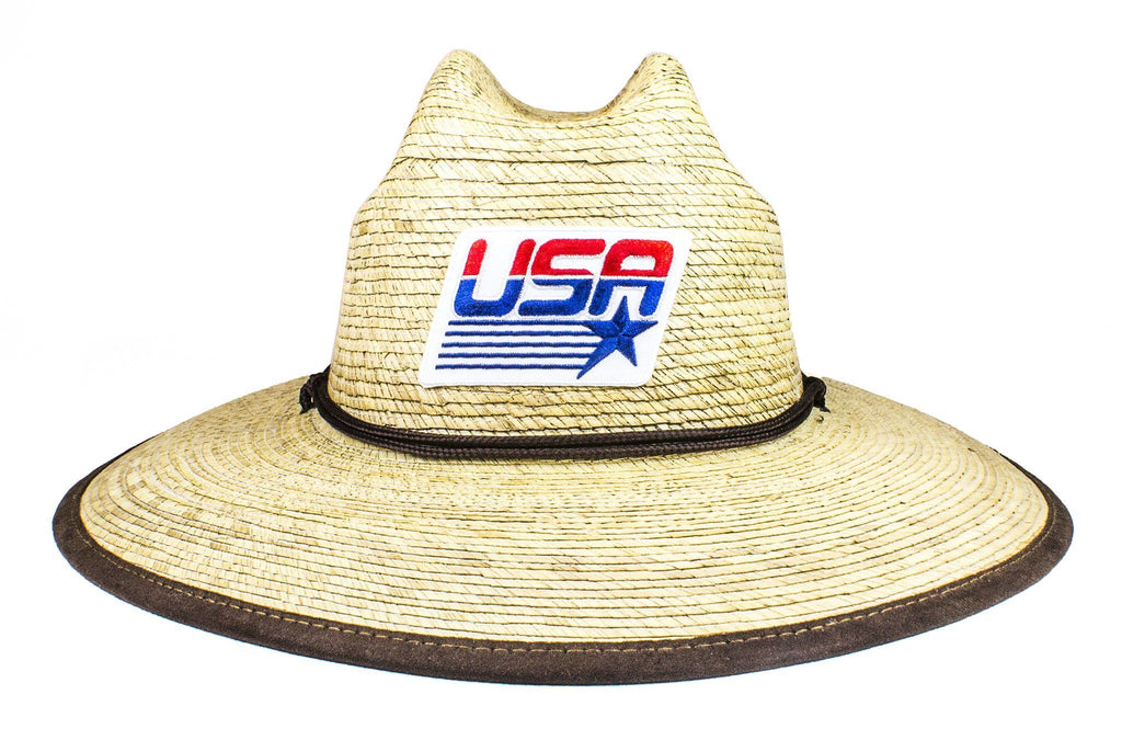 The USA Olympic Crushable Palm Sun Hat