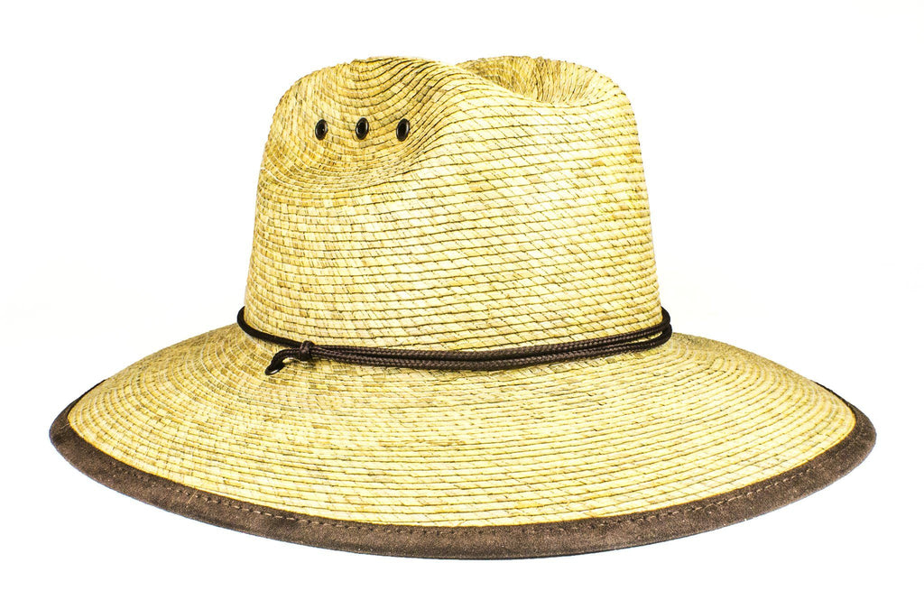 The Crushable Palm Sun Hat