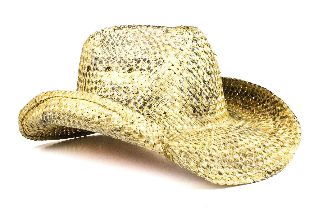 The Strawboy Straw Cowboy Hat