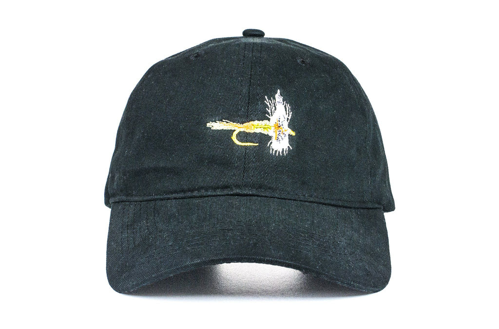 Adams Dry Fly Dad Hat