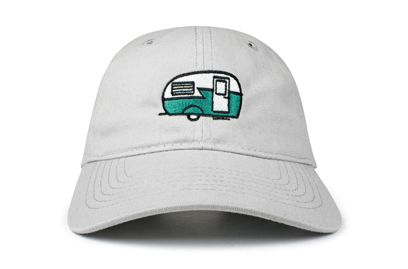 The Canned Ham Vintage Camper Dad Hat