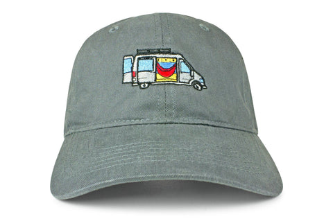 The #VanLife Sprinter Dad Hat