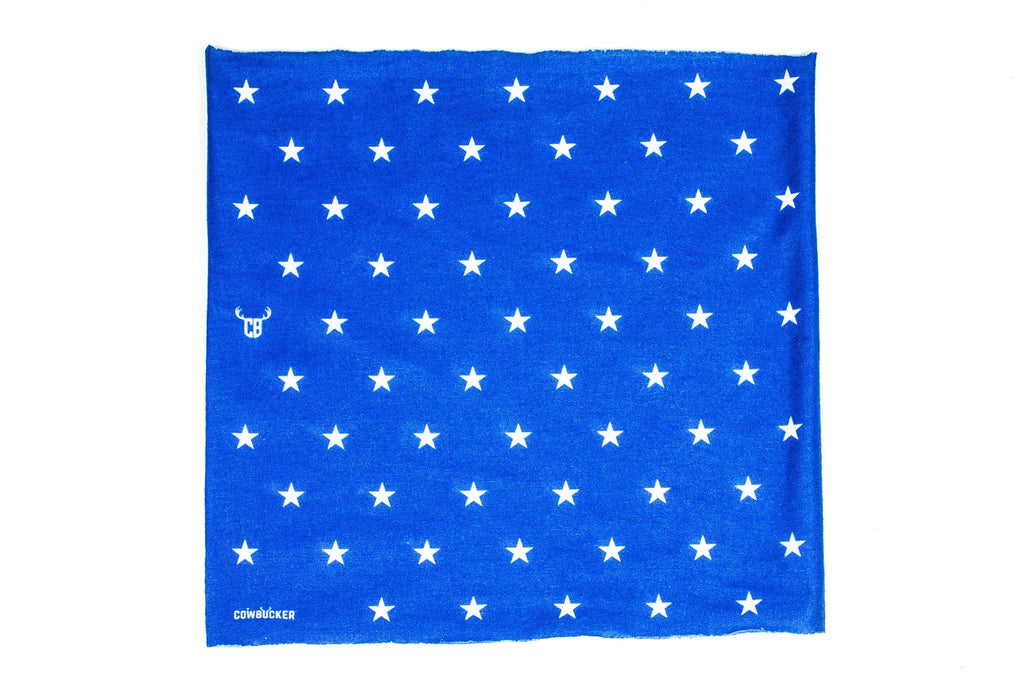 The Stars and Stripes American Flag Tube Bandana