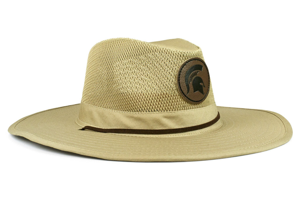 The Michigan State Spartans Safari Hat