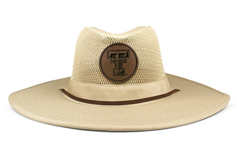The Texas Tech Red Raiders Safari Hat
