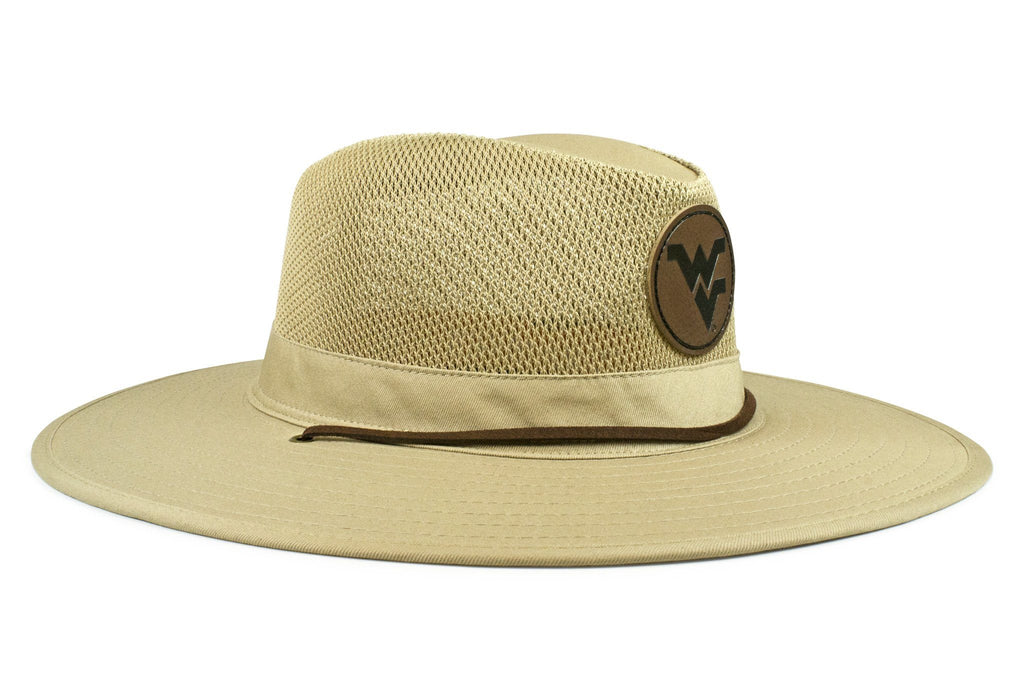 The West Virginia Mountaineers Safari Hat