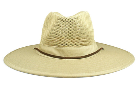 The Cotton Weave Safari Hat