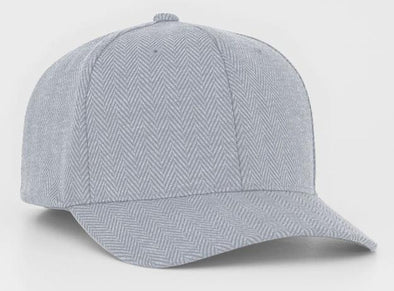 Herringbone Poly/Rayon Cap (289F - PH)