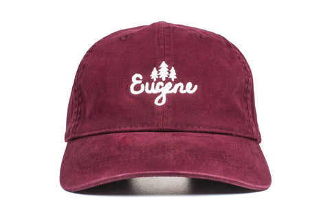 The Eugene, Oregon Dad Hat