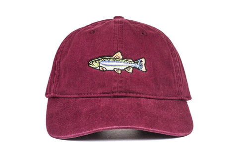 Rainbow Trout Dad Hat
