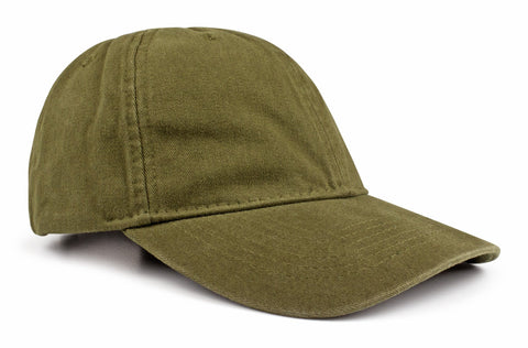 Bio-Washed Dad Hat (396C)