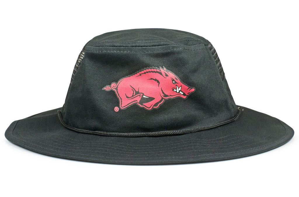 The Arkansas Razorbacks Black Boonie