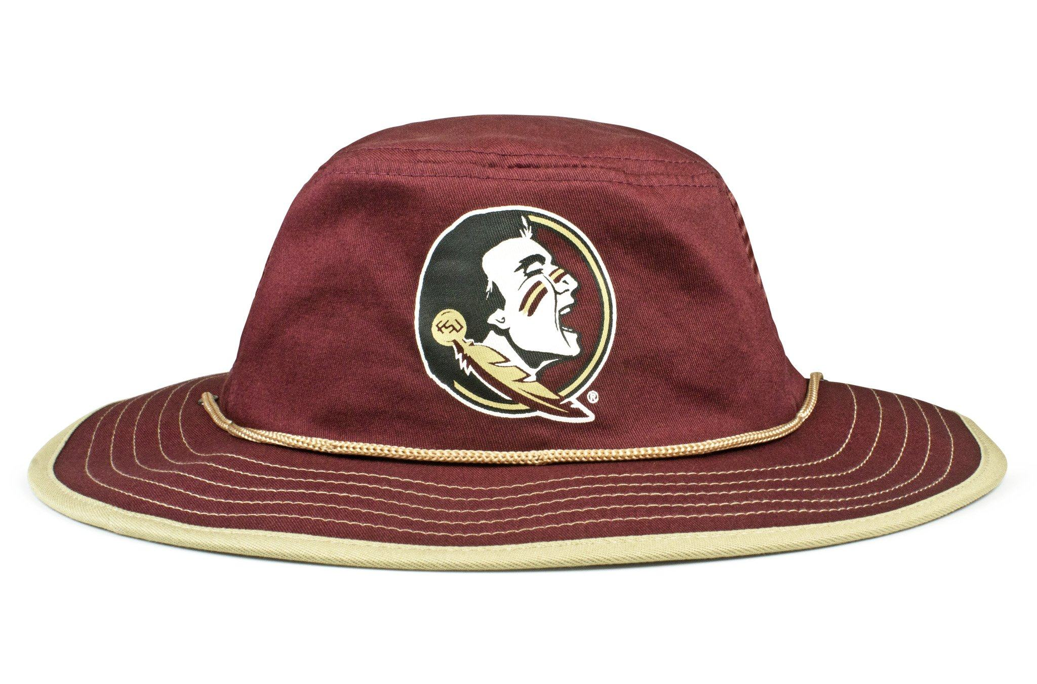 The Florida State Seminoles Garnet Boonie - Cowbucker 45ba52f044b