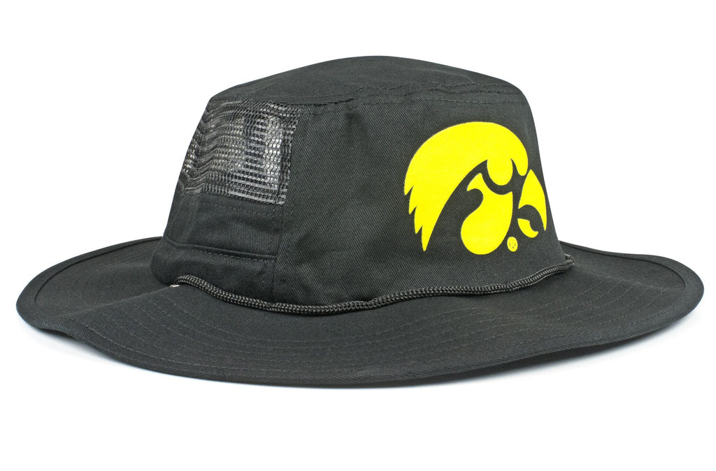 The Iowa Hawkeyes Black Boonie