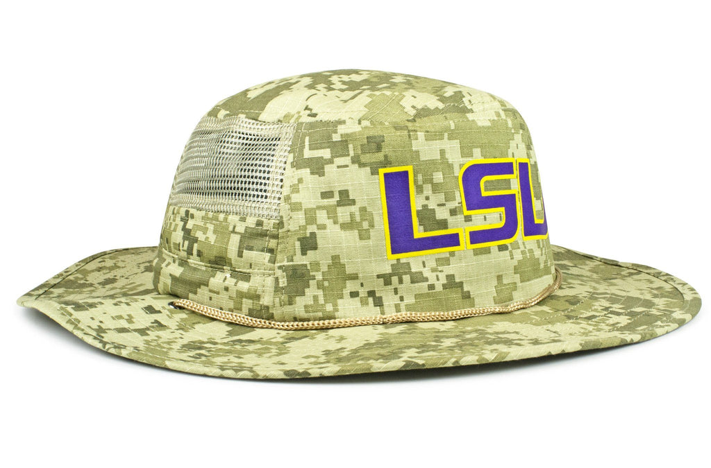 The LSU Tigers DigiCamo Boonie