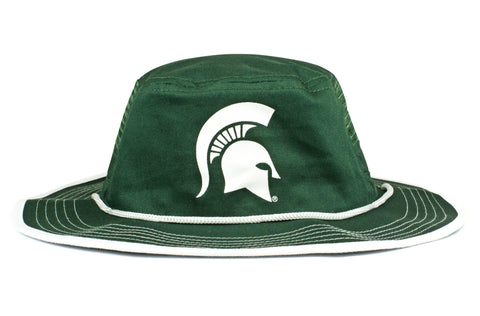 The Michigan State Spartans Green Boonie