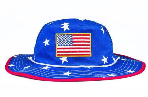 The Stars and Stripes Boonie