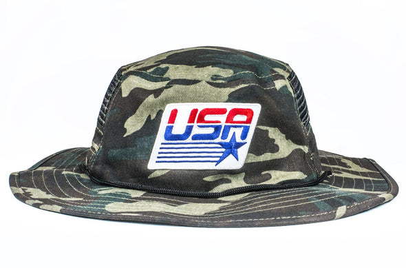 The USA Olympic Camo Boonie
