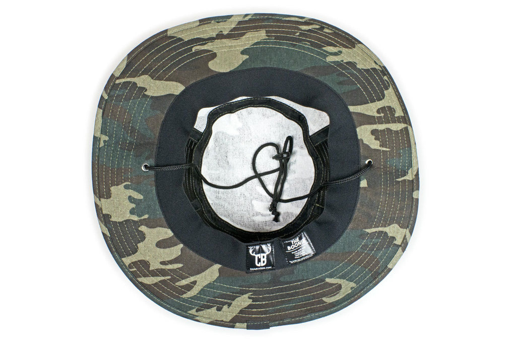 The West Virginia Mountaineers Camo Boonie