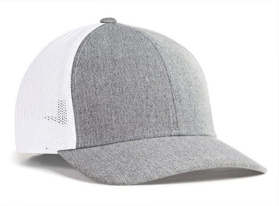 Heather Flexfit Trucker (405 - PH)
