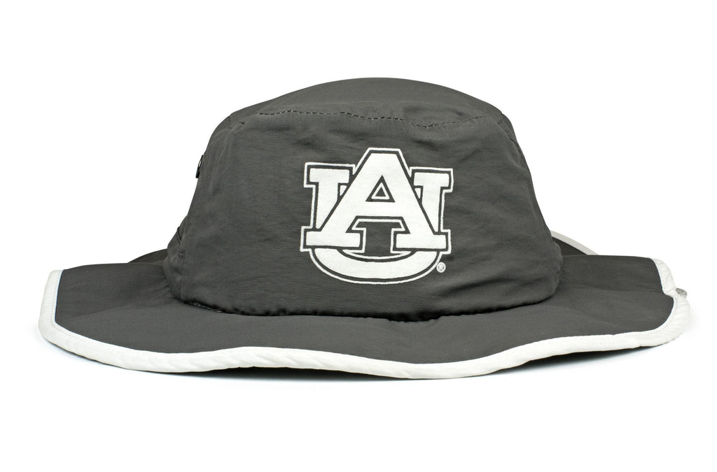 The Auburn Tigers Gray Waterproof Boonie