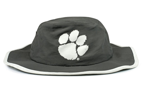 The Clemson Tigers Gray Waterproof Boonie