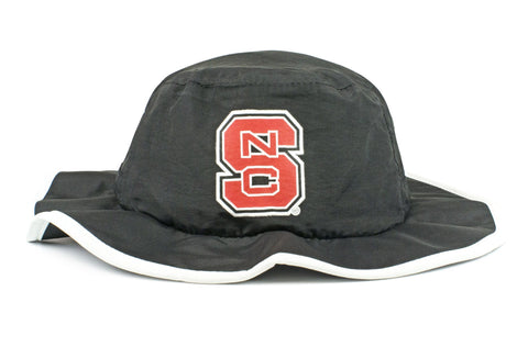 The NC State Wolfpack Black Waterproof Boonie