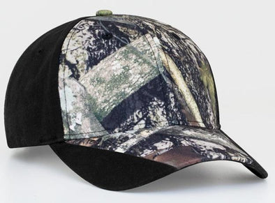 Brushed Cotton Camo Cap (673C - PH)