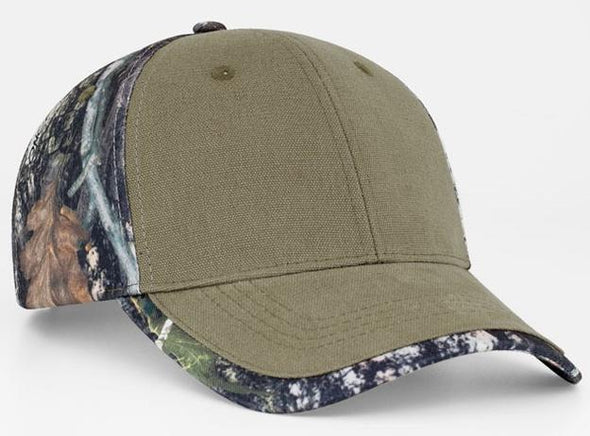 Cotton Duck Camo Cap (675C - PH)