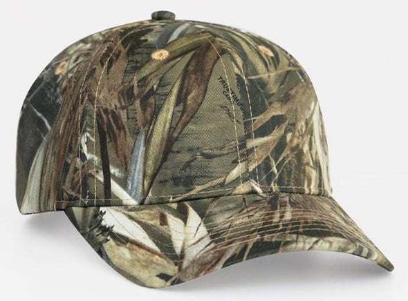 Structured Camo Cap (690C - PH)