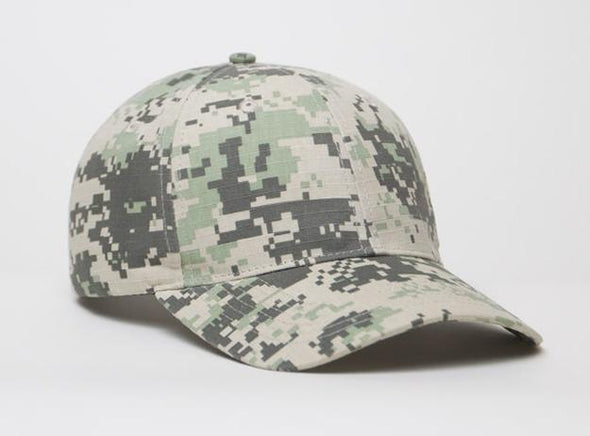 Adj Digital Camo Cap (695C - PH)