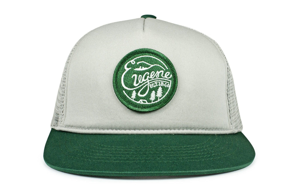 The Eugene Foam Trucker