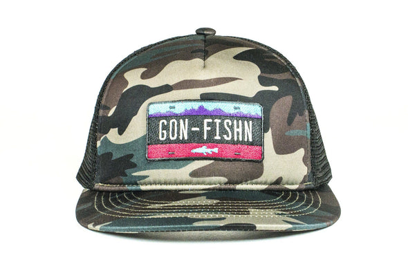 Gon-Fishn Trucker Hat
