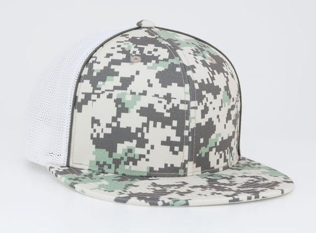 D-Series Digi Camo Trucker (8D8 - PH)