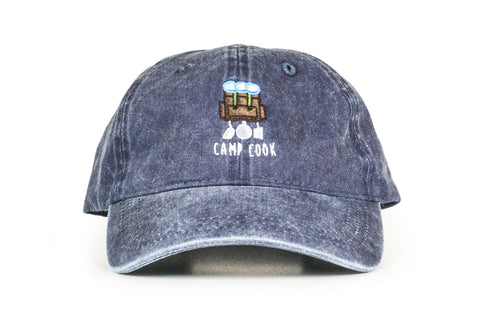 'Camp Cook' Dad Hat