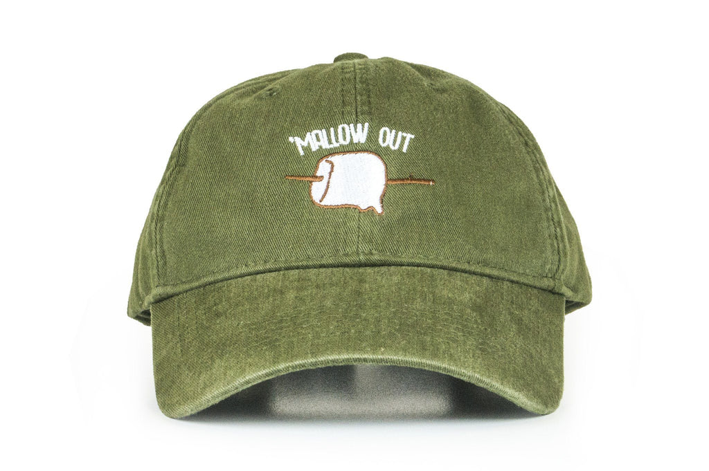 'Mallow Out' Dad Hat