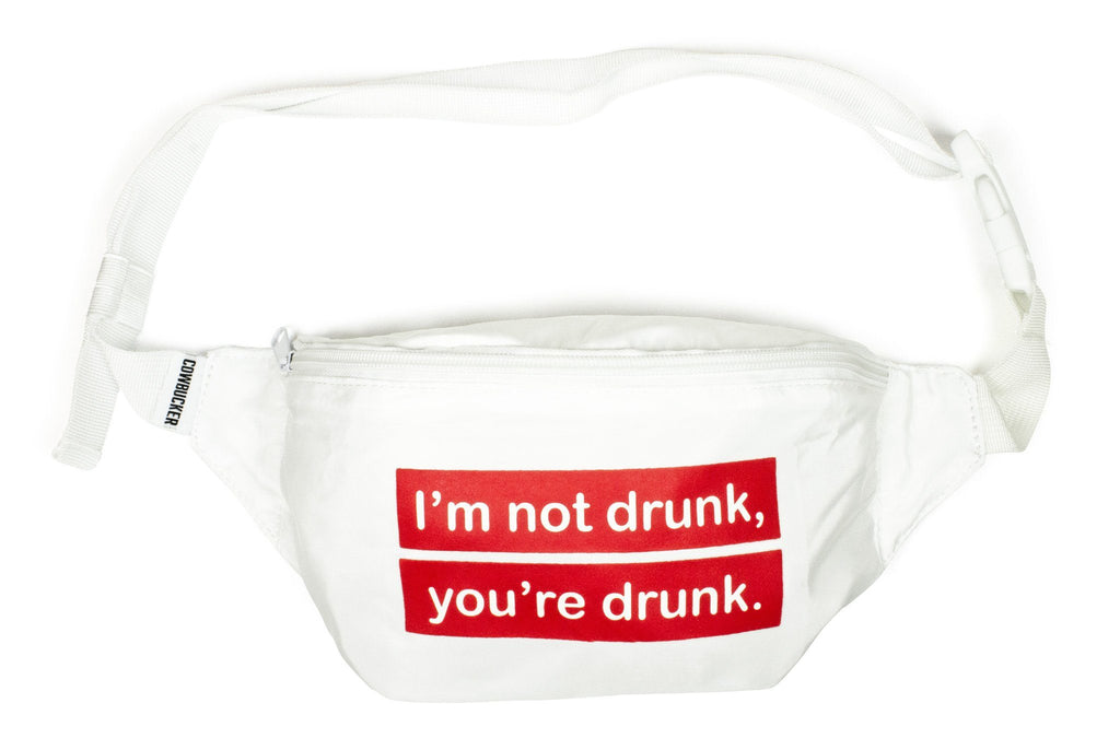The 'I'm not drunk, you're drunk' Fanny Pack