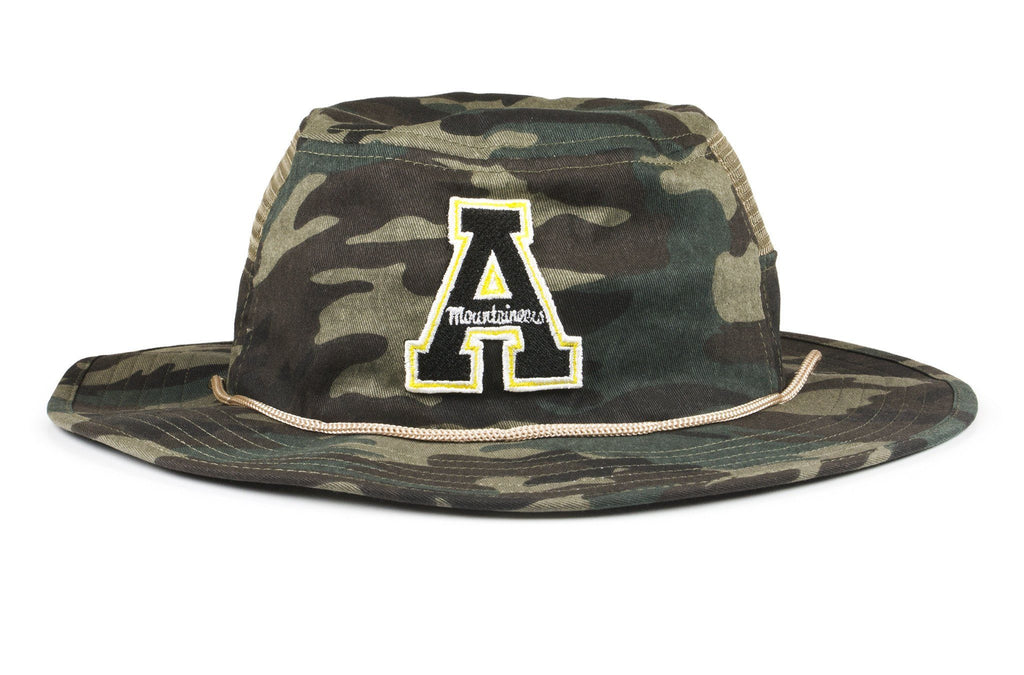 The App State Mountaineers Camo Boonie