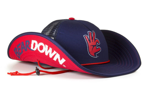 Arizona Wildcats Dub C Bucker