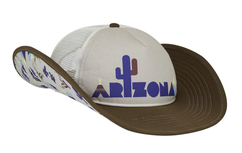 Arizona Pride Bucker (Snapback)