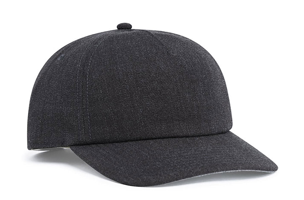 Unstructured Acrylic-Wool Snapback (BRO5)
