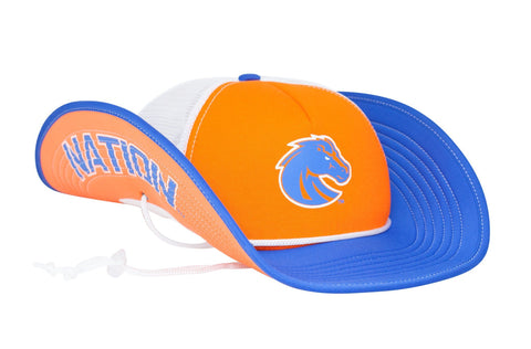 The Boise State Broncos Snapback Buckers