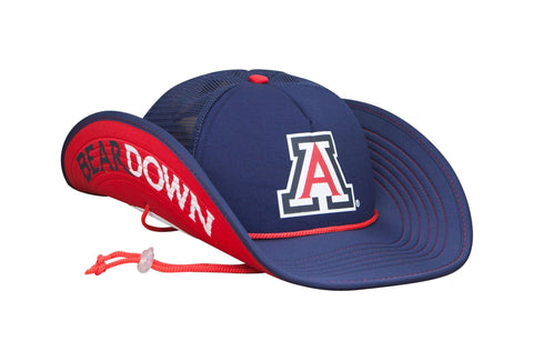 The Arizona Wildcats Snapback Buckers