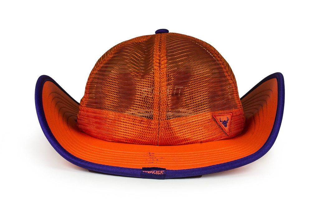 The Clemson Tigers Orange Bucker