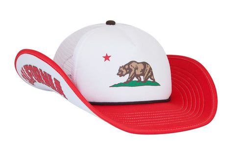California Pride Bucker (Snapback)