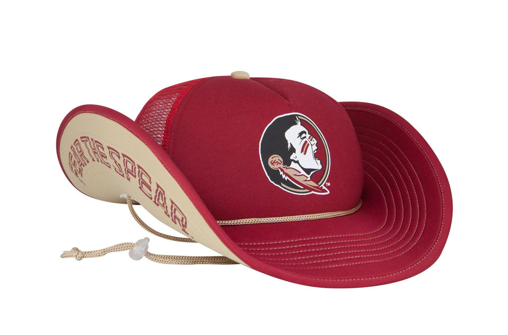 Florida State Seminoles Fear The Spear Bucker